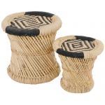 Sumba bamboe bijzettafeltjes