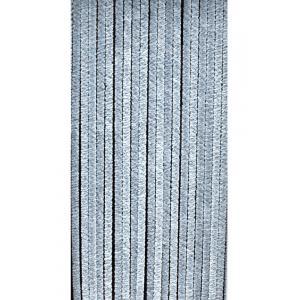 Kattenstaart gordijn grijs 90x220cm