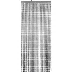 Kralengordijn grijs 100x230cm