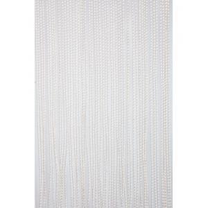 Vliegengordijn PVC wit 90x220cm