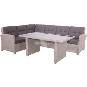 Lounge- dining set Jazz Pebble