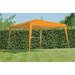 Partytent oranje 3x3meter