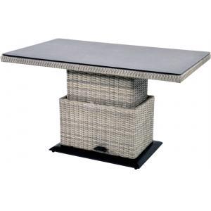 Soho Brick verstelbare tuintafel 130 cm