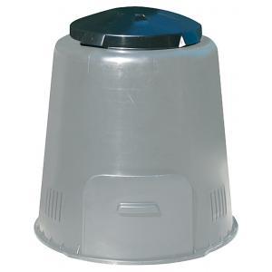 Deksel voor Garantia compostvat 280 liter zwart