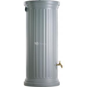 Garantia Column regenton 500 liter steengrijs