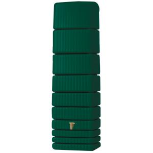 Garantia Slim regenton 650 liter groen