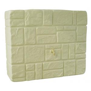 Garantia Wall regenton 300 liter beige