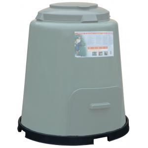 Onderplaat voor garantia compostvat 280 liter zwart