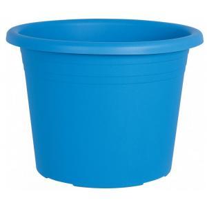 Bloempot Cylindro blauw - Ø 30 cm – 9,5 liter
