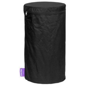 Cocoon PVC Cover afdekhoes voor gasfles zwart