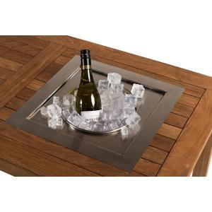 Cocoon losse inbouw wijnkoeler vierkant