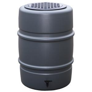 Harcostar regenton 168 liter antraciet