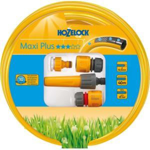 Maxi Plus slangset geel
