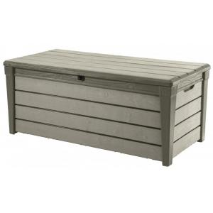 Brushwood opbergbox taupe