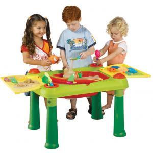 Water en zand speeltafel