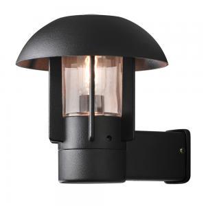 Wandlamp Heimdal met helder glas