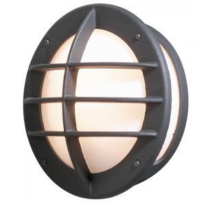 Wandlamp Oden - Matzwart
