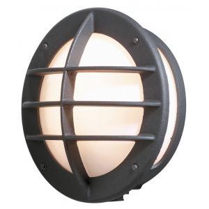 Wandlamp Oden met stopcontact - Acrylglas
