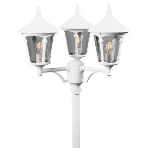 Staand verlichtingsarmatuur Virgo met 3 lampen - Matwit