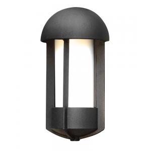 Wandlamp Tyr - matzwart