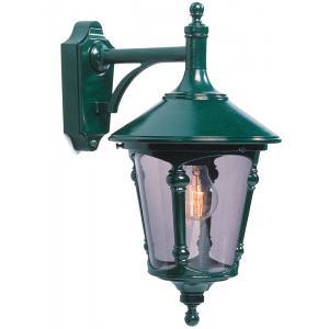 Wandlamp Virgo neerwaarts - Groen