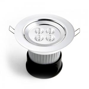Led inbouwspot 4 watt
