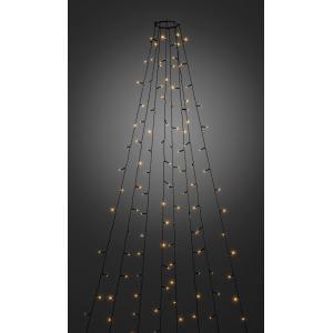 Kerstboomverlichting 8 strengen 400cm