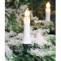 Kerstboomverlichting met 16 kaarslampen outdoor