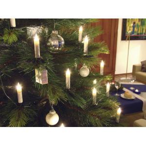 Kerstboomverlichting met 40 kaarslampen