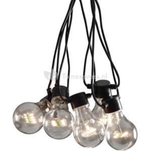 LED feestverlichting met heldere lampen - 14.5 meter - 10 lampen