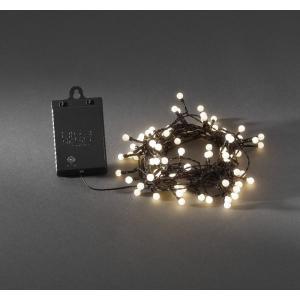 LED lichtsnoer cherry op batterijen - 3.12m