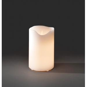 LED waskaars wit 20 cm
