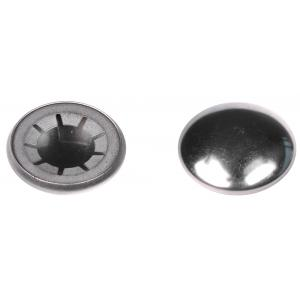 Kruiwagenwiel eindkap - 25 mm