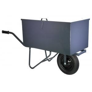 Kruiwagen met gereedschapbak - Anti-lek band