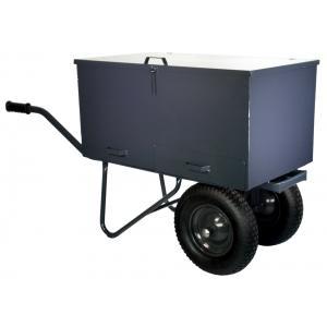 Kruiwagen met gereedschapbak en lades - Binnenband