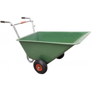 Boerderij kruiwagen met lier 160 liter - Binnenband