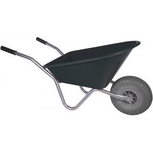 Kinderkruiwagen anti-lek 35 liter groen