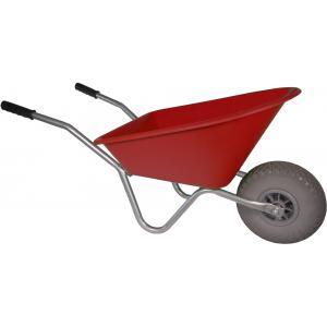 Kinderkruiwagen anti-lek 35 liter rood