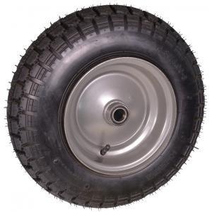 Kruiwagenwiel met kogellagers zonder as - Kogellager 25 mm