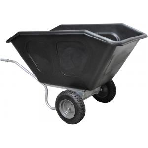 Kruiwagen met 2 wielen 500 liter