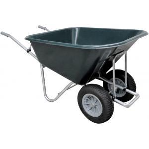 Kruiwagen met 2 wielen 250 liter