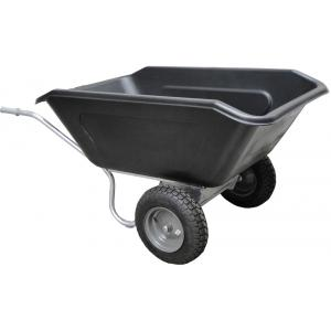 Kruiwagen met 2 wielen 350 liter