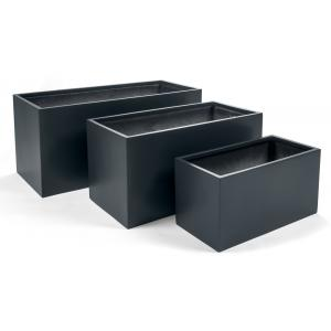 Argento plantenbak Box Set (3) antraciet