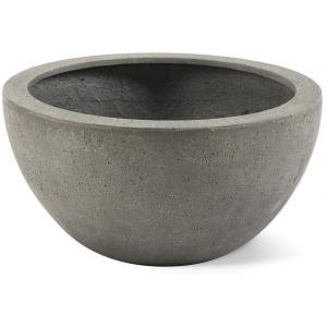 Grigio plantenbak Low Egg pot S betonlook