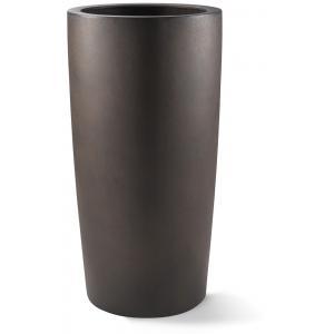 Grigio plantenbak Vase Tall M roestig metaal betonlook