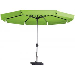Madison parasol Syros rond 350 cm lime
