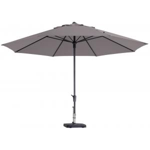 Madison parasol Timor Luxe rond 400 cm taupe