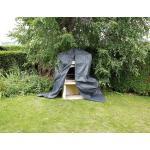 Beschermhoes voor betonnen barbecue