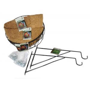 Hanging basket set