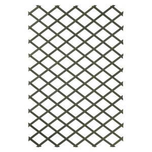 Houten klimrek FSC groen - 100 x 300 cm